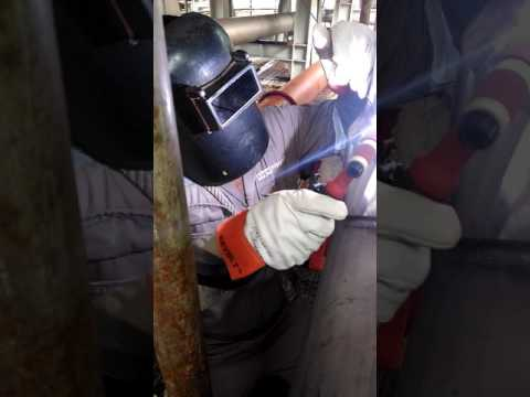 GTAW,(stainless steel welding).