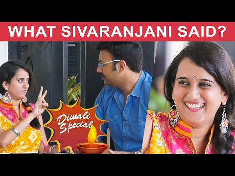 FUN: Mudinja Kandu Pudi with Amit & Sivarajini | Diwali Special
