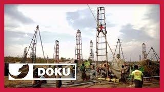 Das ungewöhnlichste Ölfeld der Welt | Entdeckt! Geheimnisvolle Orte |eins Doku