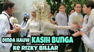 Download lagu Dinda hauw kasih bunga ke rizky billar