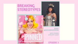 PINNED Podcast: Episode 3 - The Cover is not the Book - Breaking Stereotypes!