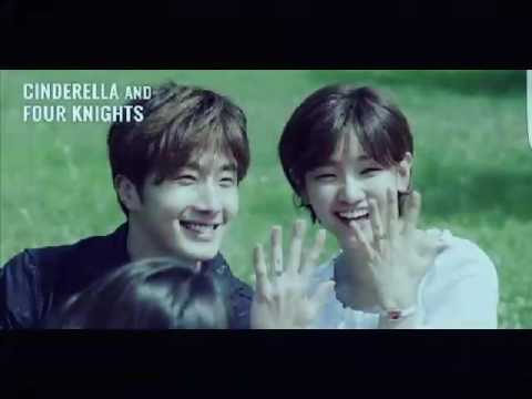 Cinderella and four knights ending couples