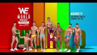 Pre WORLD Pride By Tarek Del Moreno