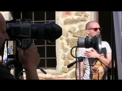 Gibus - La Stanza del Sole - Backstage Campagna 2012 - Mediterranea