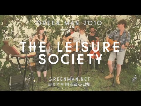 The Leisure Society - Dust on the Dancefloor (Green Man Festival | Sessions)