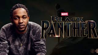 Kendrick Lamar SZA - All The Stars - Black Panther Soundtrack 432Hz