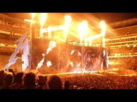 Metallica - Fuel @ MetLife Stadium, NJ 2017