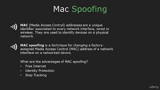 Mac Address Wifi Hack