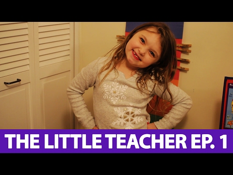 The Little Teacher - Peyton Playing School - Learning Resources Pretend & Play School Set