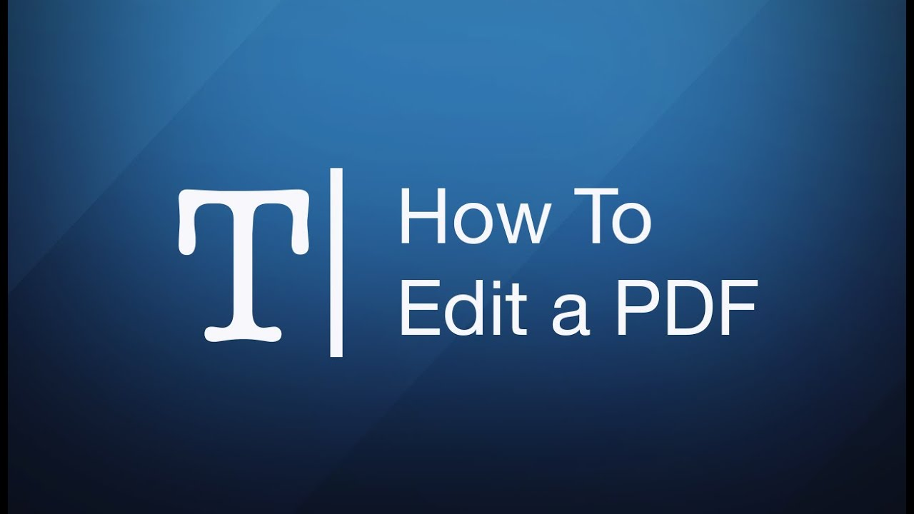 How to edit a PDF on Mac? Edit PDF files on Mac | PDF Expert