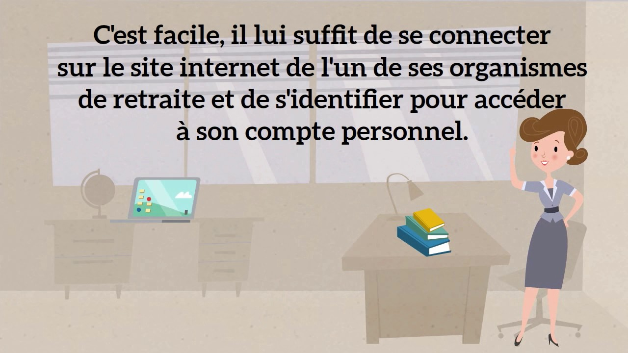 Consulter Son Releve Situation Individuelle Youtube