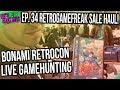 EP. 34 Retro Game Freak Final Sale at Bonami Convention Schiedam!