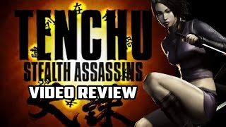 Retro Review - Tenchu Stealth Assassins
