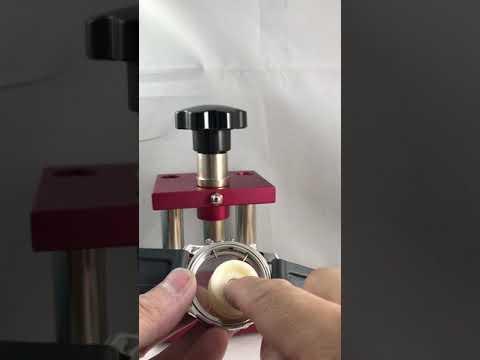 鐘錶 實用 壓玻璃 壓後底蓋 壓台 玻璃安裝 手錶維修 鐘錶工具