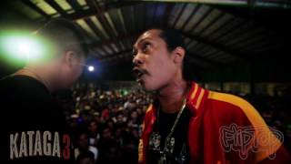 FlipTop - Frooz vs G-Clown @ Isabuhay 2016