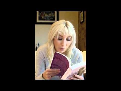 Escort girl Rebecca Dakin reads from The Girlfriend Experience
