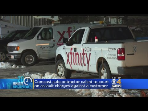 Comcast Worker Accused Of Assaulting Customer