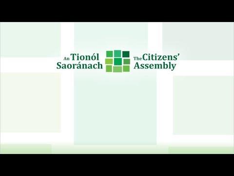 LIVE: Citizens Assembly: Fixed Term Parliaments (SUN 15 April)