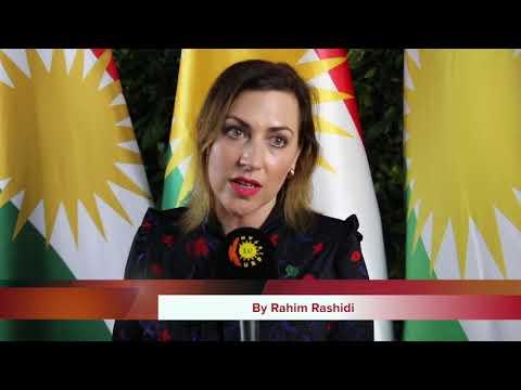 Sherri Kraham Talabany talk about the Kurdish future