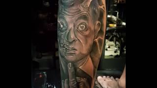 mr. bean - tattoo