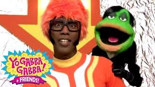 Yo Gabba Gabba 402 - DJ Lance's Super Music and Toy Room | Yo Gabba Gabba! Official