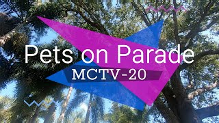 Pets on Parade - September 2021