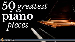 The Best of Piano - 50 Greatest Pieces: Chopin, Debussy, Beeth…