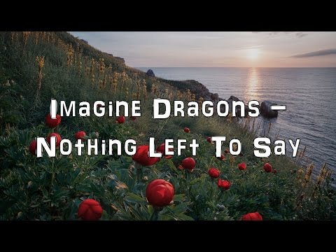 Imagine Dragons - Nothing Left to Say [Acoustic Cover.Lyrics