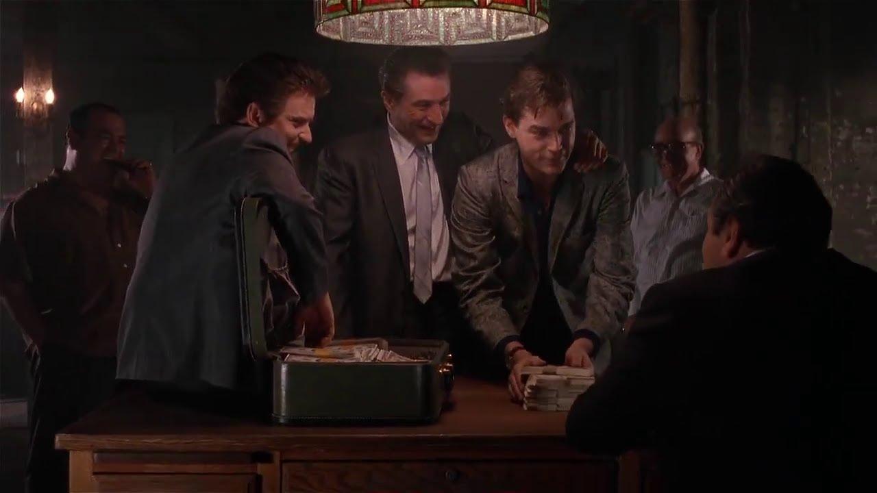 Goodfellas 1990 Uno De Los Nuestros Robert De Niro Martin Scorsese Ray Liotta Joe Pesci Youtube