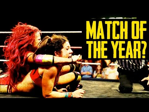 BAYLEY vs. SASHA BANKS: MATCH OF THE YEAR? (Going In Raw Episode 29)