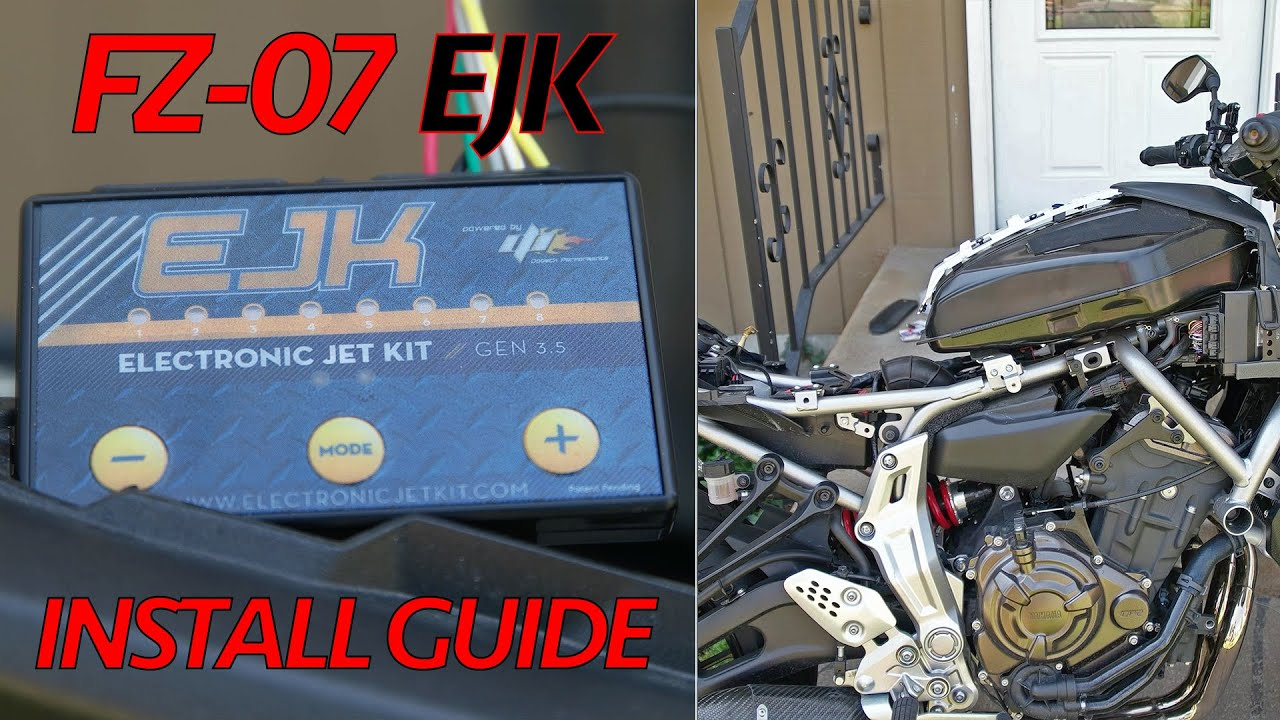EFI Controllers - Electronic Jet Kit - Motorcycles, ATVs