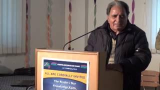 Dr. Sanaullah MIR, Aligarh Muslim University,INDIA