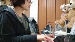 とても必死に歌ってます。高音域がもっとだせるようになりたいし、ピア...