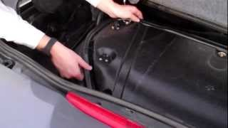 porsche boxster s 986 remove engine cover replace air filter riversidepca how to