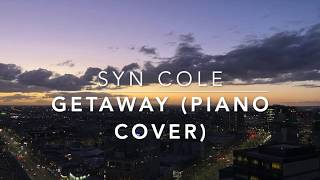 Syn Cole Getaway Piano Cover by Cal T.mp3