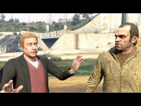 Grand Theft Auto V:  4K Resolution With Pinnacle Of V Mod Gameplay Episode 12 (PC)