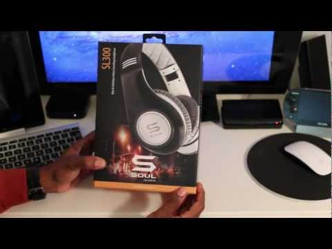 Soul by Ludacris: SL300 Unboxing and Product Tour