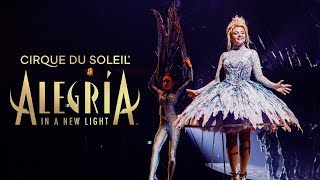 There is a Love in me Raging... ALEGRIA! ❤️✨| OFFICIAL SHOW TRAILER | Cirque du Soleil