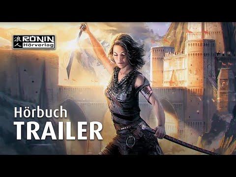 Klingentänzer YouTube Hörbuch Trailer auf Deutsch