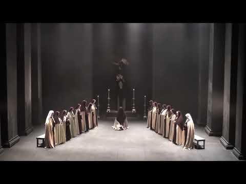 Dialogues des Carmelites - 3ª Récita - Ato II - XVFAO