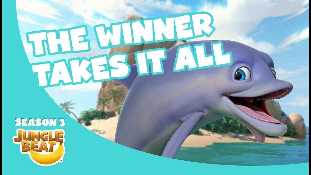 The Winner Takes It All – Jungle Beat Season 3 #13