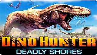 Dino Hunter #3 ОХОТНИК НА ДИНОЗАВРОВ ИГРА МУЛЬТФИЛЬМ об охоте на динозавров #Мобильныеигры