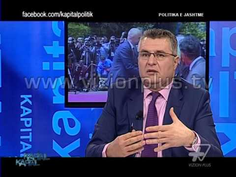 Ministri i Jashtem, Ditmir Bushati ne Kapital| Pj. 2 - 8 Janar 2016 - Talk show - Vizion Plus