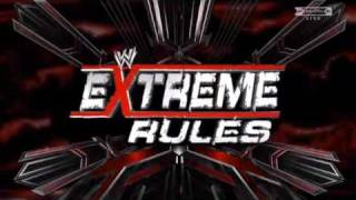 Extreme Rules 2010 Official Promo