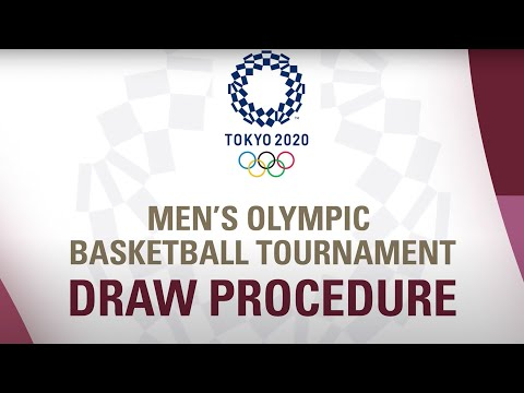 Draw Procedures - Tokyo 2020 - Men's Olympic Basketball Tournament