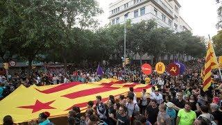 Los CDR preparan un asedio a la Guardia Civil en Barcelona