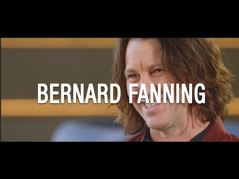 Bernard Fanning: Learnings, love and going solo - The Feed