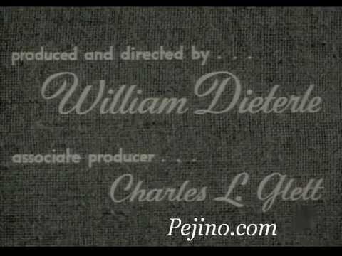 El hombre que vendió su alma  William Dieterle  1941
