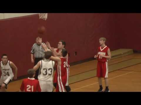 NCCS - Saranac JV Boys  2-9-17