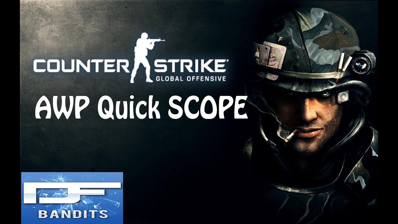 CS:GO AWP Quick scope DF BANDiTS SpeedHDDesigns